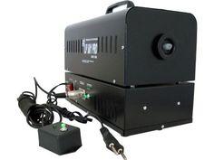 Máquina de Fumaça DMX 800W LP801 FRETE GRÁTIS + Fluido R$ 245.  Luz de Prata: bivolt, 40 segundos de acionamento, cabo de 2m, opção Acionador DMX 512. Comprar em http://www.aririu.com.br/maquina-fumaca-dmx-800w-opcao-de-controle-sem-fio-fluido_22xJM