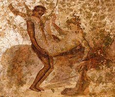 Pompeii sexuality