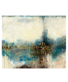 Cast Unframed Giclee with Knife Gel Finish - Art - Abstracts
