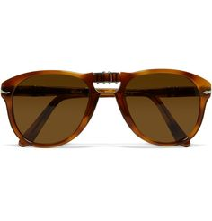 Folding sunglasses by Persol.