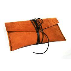 Hand made Agata bag, Kenkäpaja Pihka