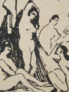 Paul Cezanne art book early edition 1923/ Impressionism art   Etsy
