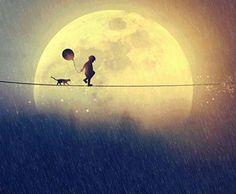 月夜の神秘を指先にON ロマンチックなムーンネイル15選