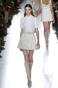 Défilé Victoria Beckham- SS 2013 – New York