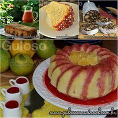 Os bolos caseiros tem origem em receitas da avó, mãe, família ou amigos… 23 Receitas de Bolos Caseiros Deliciosos e Saudáveis!  Artigo aqui => http://www.gulosoesaudavel.com.br/2015/10/22/receitas-bolos-caseiros-saudaveis-aprovadas/