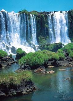 Vodopády Iguazú sú len