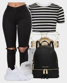 baddie outfits with vans Biker shorts outfit Swag Outfits For Girls, Cute Swag Outfits, Teenage Outfits, Teen Fashion Outfits, Mode Outfits, Trendy Outfits, School Outfits, Girl Outfits, Fashion Clothes