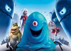 Bring The Kids to The Monsters vs. Aliens Robot Clinic At Lowes For Free!