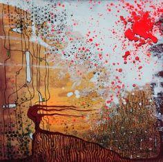 "Saatchi Art Artist Esra Kizir Gokcen; Painting, ""Blow My Mind!"" #art"