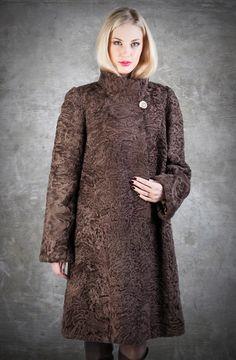 ♔ Luxury Fur |  Astrakhan Coat ( шуба из каракуля)