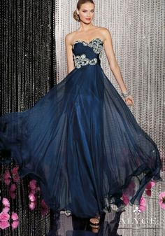 Alyce Paris Prom Dresses - 2014 Prom Dresses - International Prom Association #ipaprom
