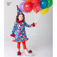 child's costume. simplicity sewing pattern.<p></p><img…