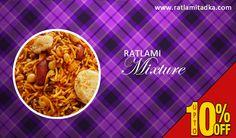 GOD MORNING ALL FRIENDS  Special offer for you upto 10% off Ratlami || MIXTURE || @ Fast shop now @ http://www.ratlamitadka.com/