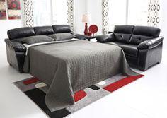 Bastrop DuraBlend Midnight Full Sofa Sleeper, /category/living-room/bastrop-durablend-midnight-full-sofa-sleeper.html