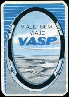 Viação Aérea SÃO Paulo Vasp Old Brazil Luggage Label C 1955 | eBay