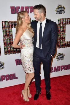 Stylish Starlets: Stylish Couple: Blake Lively & Ryan Reynolds