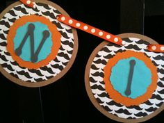 Mustache Banner by PartyGypsy on Etsy, $20.00
