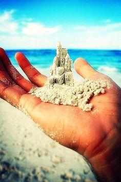 Really cool beach photo!