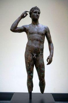 Výsledek obrázku pro antická socha