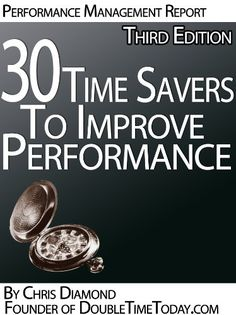 buy now   £3.36   You are about to discover 30 time saving tips in order to improve your performance and build, grow, or even maintain a profitable business. I'll show you in  ...Read More
