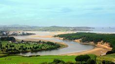 Campo de Golf Abra del Pas  Cantabria Spain