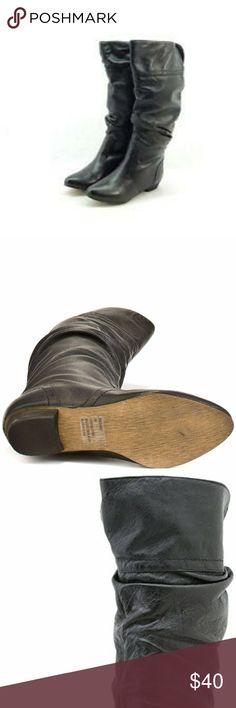 NWT Steve Madden boots. NIB. NWT. Steve Madden boots. Black. Size 9. Steve Madden Shoes