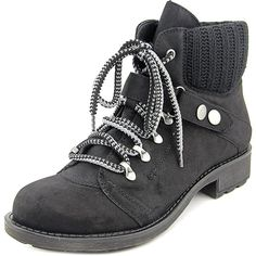 American Rag Harvey Women Round Toe Synthetic Black Ankle Boot >>> This is an Amazon Affiliate link. Details can be found by clicking on the image.