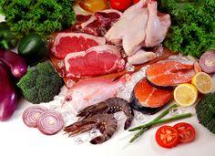 paelo diet food list