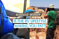 RV Podcast #208: Is the RV Lifestyle Making You Fat? - RV Lifestyle