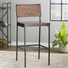 Mason Bar Amp Counter Stools Black Birch Chairs Gt Bar