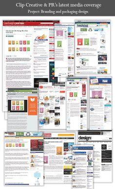 #PR #coverage #food #packaging #design -latest news! Food Packaging, Packaging Design, Public Relations, Design Agency, Branding, Graphic Design, News, Blog, Brand Management