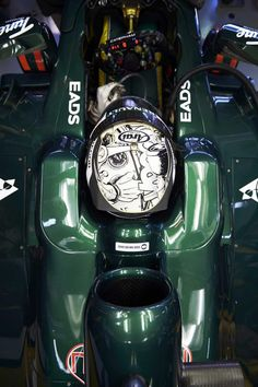 Giedo Van Der Garde #Caterham #F1