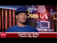That's My Boy Movie clip Adam Sandler. Interview with Vanilla Ice! You mean Uncle Vani was Vanilla Ice this whole time? lol Just to see Vanilla Ice in this movie made it!