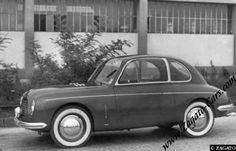 1947 Fiat Zagato Panoramica