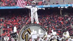 Neil Armstrong Tribute performed by the Purdue Marching Band