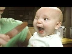 Funny kids laughing videos: Cute babies laughing hysterically at dogs, babies laughing hysterically at ripping paper. Wish people watching fun video :) Pleas.