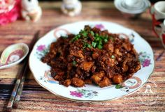 After I made the radish cake , I decided to keep some to try out my favourite black fried chai tow kway. as I just aga aga (. Fried Carrot Cake, How To Make Drinks, Singapore Food, Dim Sum, Chai, Carrots, Fries, Dinner Recipes, Beef