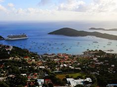 Another perfect day in St. Thomas.