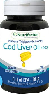 Cod liver is useful because it is a natural source of different vitamins and minerals. Vitamin A, D, E and Omega - 3 fatty acids are present in cod liver. We know that vitamin A is essential for normal vision, vitamin D is necessary for bones and healthy teeth. Similarly omega -3 fatty acids support cardiovascular system in body. Oxidative damage and free radical is protected by Vitamin E.