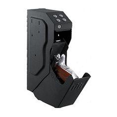 Keep your handgun safe, secure and ready for action with the SpeedVault. Offering a revolutionary design, the SpeedVault is equally as fast as it is discreet. It is the ideal choice for a home or busi