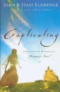 Win a copy of an amazing book: Captivating by John and Staci Eldredge #Giveaway