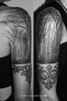 ink forest - Căutare Google