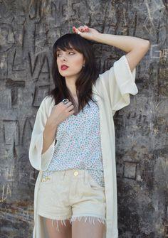 Look jeans com renda blog Ela Inspira - http://www.elainspira.com.br/look-queen-of-peace/