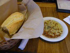 Johnny Carino's Bread   The Definitive Ranking Of Free Restaurant Bread