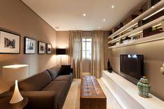 Apê neoclássico tem 350 m² e decoração em tons neutros - Casa e Decoração - UOL Mulher