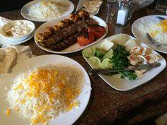 Chelokabab. #Toronto #PersianFood