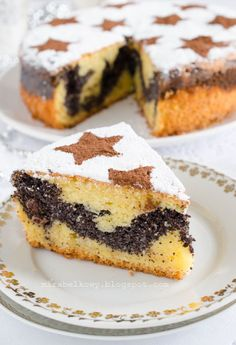 Polish Christmas, Christmas Baking, Chimney Cake, Polish Recipes, Scones, Eat Cake, Sweet Recipes, Sweet Tooth, Cheesecake