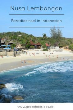 Nusa Lembongan liegt nur 12 km vor Bali und ist dennoch eine andere Welt. Dort findest Du noch die Ursprünglichkeit, die die Insel zu etwas Besonderem macht