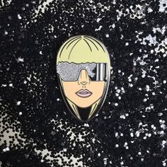 The Pin by JupitersCock on Etsy https://www.etsy.com/listing/519654362/the-pin