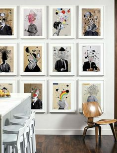 15 things to think about before matting your art. Domino magazine shares advice on matting your framed artwork.